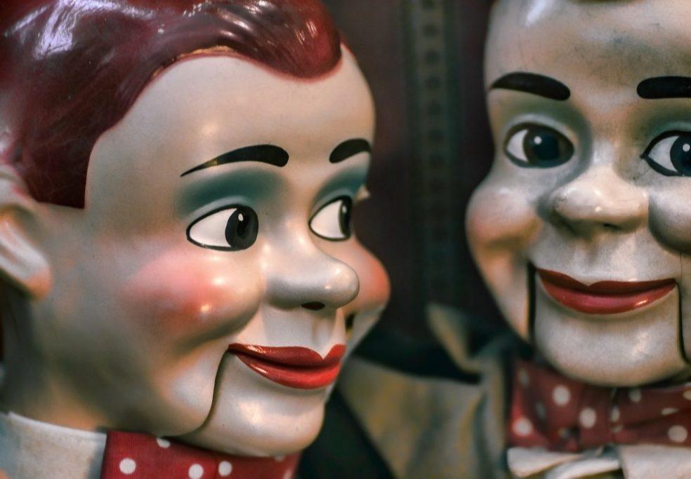 ventriloquist dolls