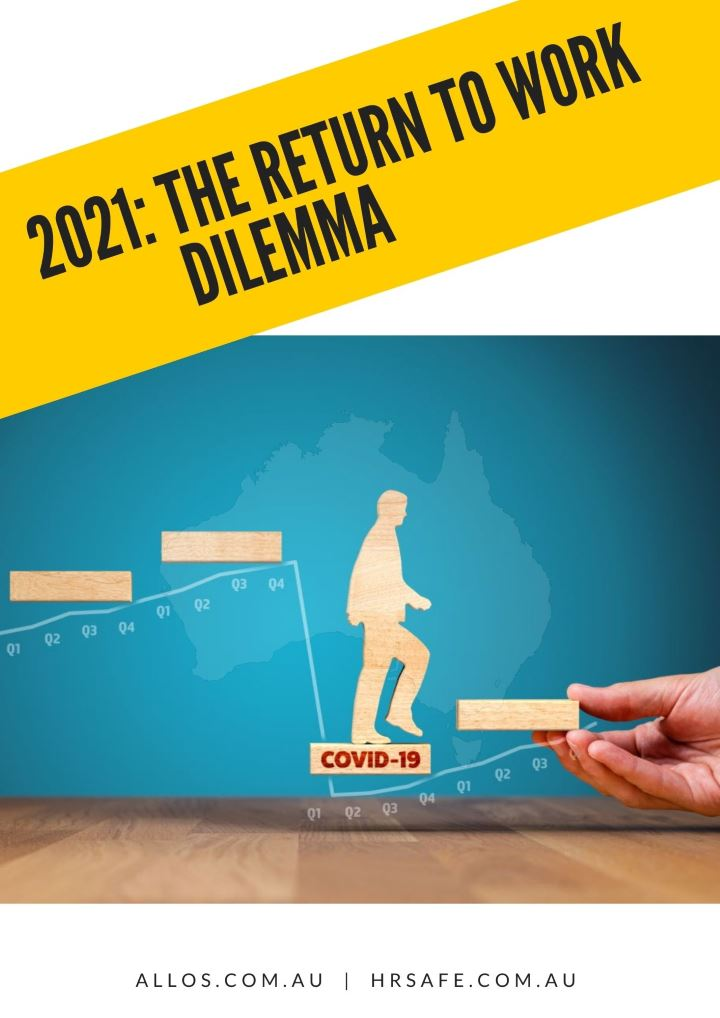 Guide - 2021 - the return to work dilemma