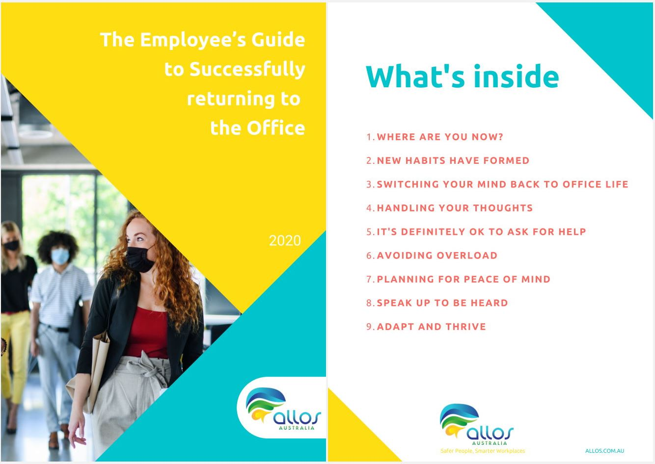 Guide - Employee Guide to Return to Work